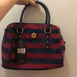 Tommy Hilfiger nautical purse